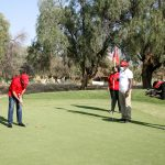 Chancellor's Charity Golf Day raises almost N$300 000